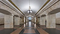 Moscow Metro KurskayaKL asv2018-09.jpg