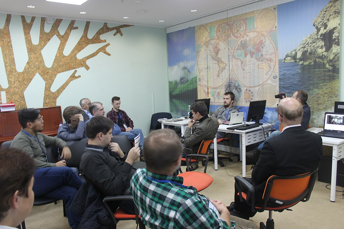 Moscow Wiki-Conference 2017 (2017-10-14) 19.jpg