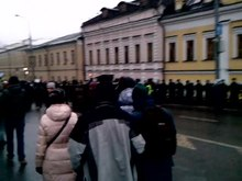 Файл:Moscow march for Nemtsov, 1 March 2015 (12).webm