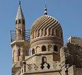 Mosque of amir Aytimish al-Bajasi (1383) (cropped) DSCF8212.jpg