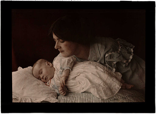 Mother and Child, 1912