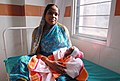 Mother and newborn child in Orissa.jpg
