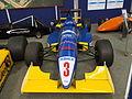 Motor-Sport-Museum am Hockenheimring, 2001 RECARO F3.JPG