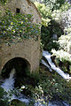 Moulin de la Foux-Résurgence de La Vis-20110813.jpg