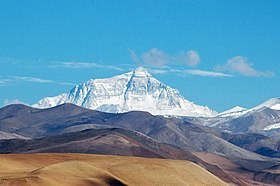Mount Everest - Wikipedia