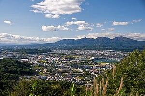 Mount Akagi - Image: Mount Akagi
