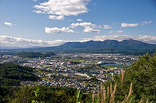 Mount Akagi Mountain in Japan