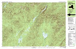 Topographic Map Wikipedia - Eastern us topographic map