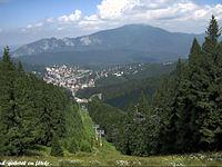 Mount Postăvaru, Predeal.jpg
