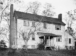 Monte Verde (Center Cross, Virginia) human settlement in Virginia, United States of America