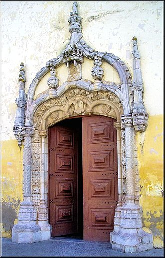 Moura, Portugal - Image: Moura Portal CCBY