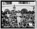 Mrs. Harding & Girl Scouts, 4-22-22 LOC npcc.06147.jpg