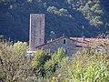 Murazze (Marzabotto), torre superstite dell'antico castello delle Bedolete dei conti di Panico - panoramio.jpg