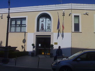 Crotone - The National Archaeological Museum.