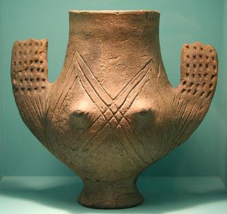 Baden culture - Baden culture ceramic