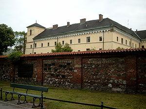 Archaeological Museum of Kraków - Main building