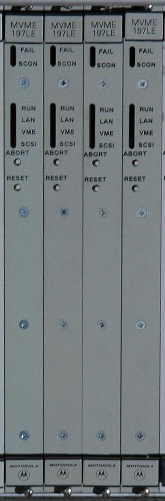 Motorola 88000 - MVME-197LE