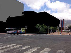 Cape Town Civic Centre - Civic Centre MyCiti bus station