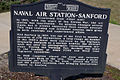 NAS Sanford Marker Rear Sanford Airport 09Feb2011 (14630161362).jpg