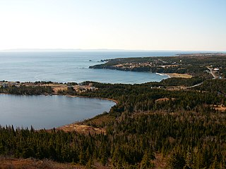 Unorganized territory in Newfoundland and Labrador, Canada