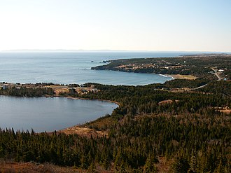 Division No. 1, Subdivision G, Newfoundland and Labrador - View of Northern Bay