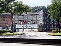 NDMC Health Service Training Center main gate 20191214.jpg