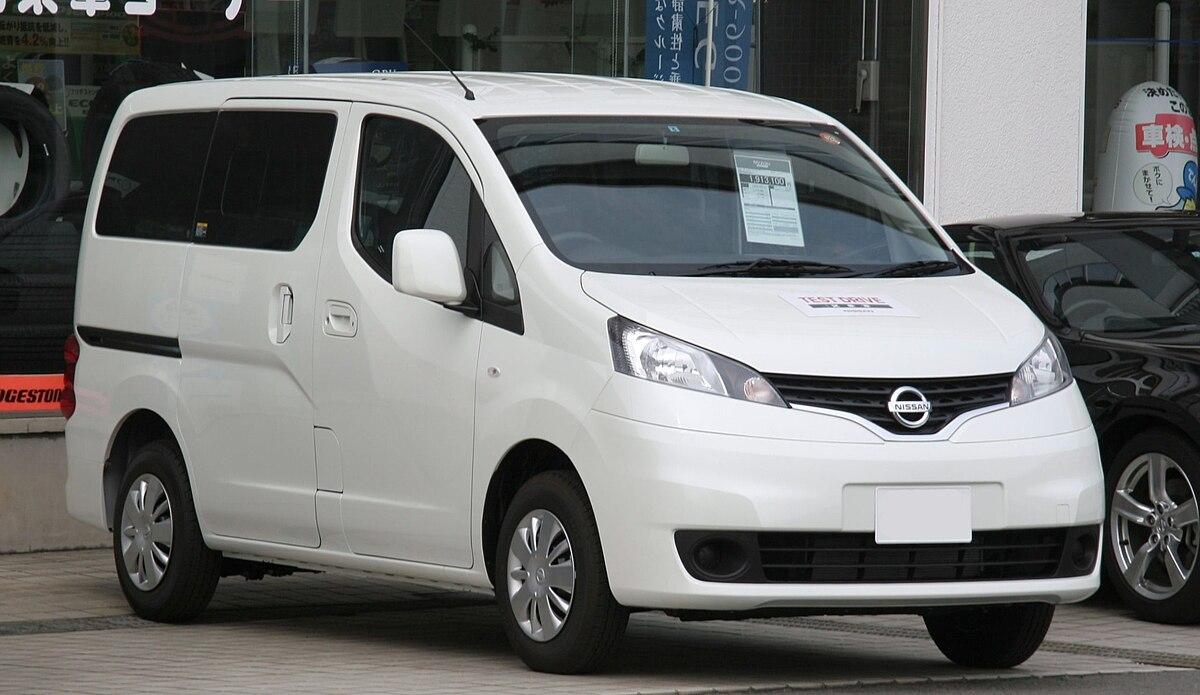 Nissan NV200 – wolna encyklopedia
