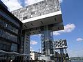 NRW, Cologne - Rheinauhafen 02 (Kranhaus).jpg