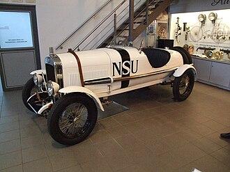 Museum Autovision - NSU Typ 5/25