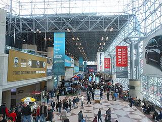 New York International Auto Show Annual US auto show