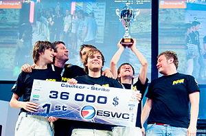 Natus Vincere чемпионы ESWC 2010 и WCG 2010!