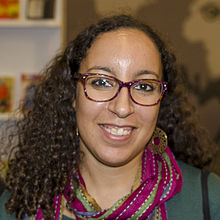 Najat El Hachmi, Göteborg Book Fair 2014 1 (crop).jpg