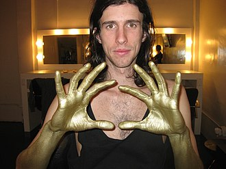 3OH!3 - 3OH!3's hand gesture logo that resulted in litigation from professional wrestler Diamond Dallas Page.