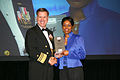 National Women of Color Science, Technology, Engineering and Mathematics Managerial Leadership Award 091031-N-OC539-044.jpg