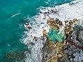 Nature Pool Del Rey on Isla Mujeres (43599724011).jpg