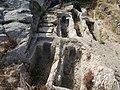 Necrópolis rupestre de San Vitor de Barxacova (Parada de Sil) (7931227900).jpg