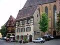 Neighbourhood of Saint-Matthieu Church of Colmar-b.jpg