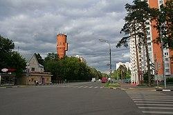 Skyline of Nekrasovka縣