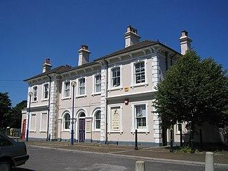 Netley - Image: Netley Station
