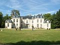 Neuilly-sous-Clermont (Oise) - Auvillers, Château.JPG