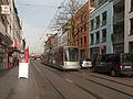 Neuss, straatzicht Krefelder Strasse foto4 2014-03-31 10.52.jpg