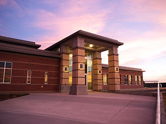 North Salt Lake, Utah - North Salt Lake City Hall, completed in 2010