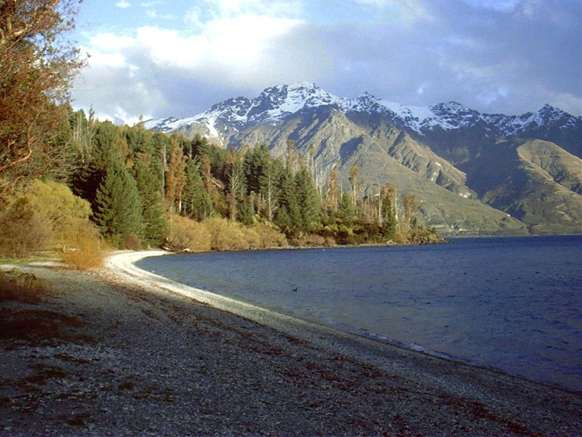 List of islands of New Zealand - Wikipedia