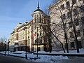 New residential building in Lavrushinsky Lane, 2013.jpg