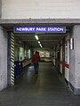 Newbury Park stn entrance.JPG