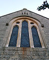 Newgate Street, Hertfordshire, St Mary's Church 07 - Chancel east window.jpg