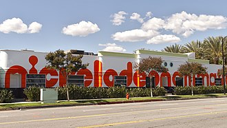 Nickelodeon Animation Studio - Image: Nickelodeon Animation Studio Olive Burbank