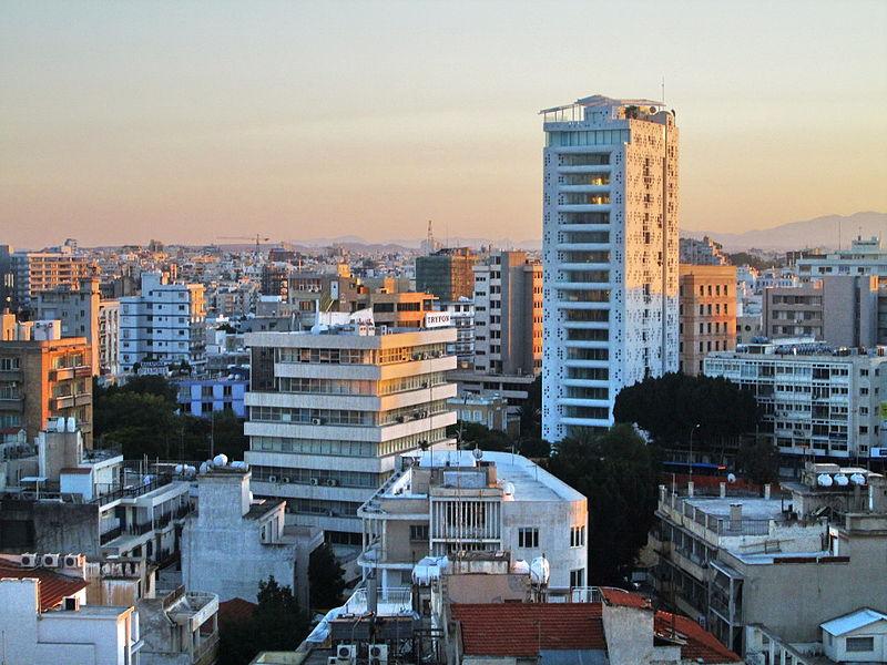 File:Nicosia panoramic view Cyprus Tower 25 Jean Nouvel.jpg
