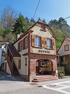 Niedersteinbach Commune in Grand Est, France