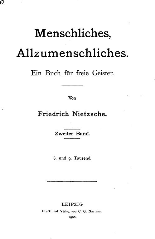 "an analysis of the philosopher and poet nietzsches work By emphasizing the ""posthumous"" nature of nietzsche's work—a self-portrait that relates well to the concept of unzeitgemäßheit—gentili emphasizes nietzsche's awareness of the incomprehensibility of his philosophy, including his thus spoke zarathustra, the book that gentili considers the ""high point"" of nietzsche's philosophy."